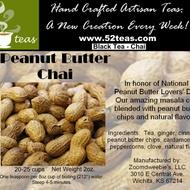 Peanut Butter Chai from 52teas