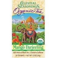 Mango Darjeeling Organic Tea from Celestial Seasonings
