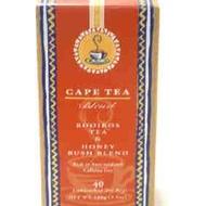 Rooibos Tea and Honeybush Blend from Cape Tea