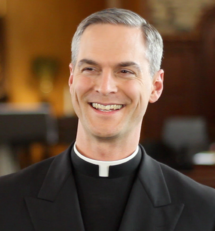 Fr. John Bartunek, LC S.Th.D