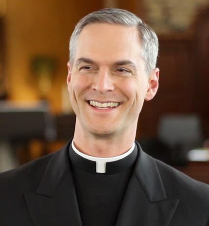 Fr. John Bartunek, LC S.Th.D