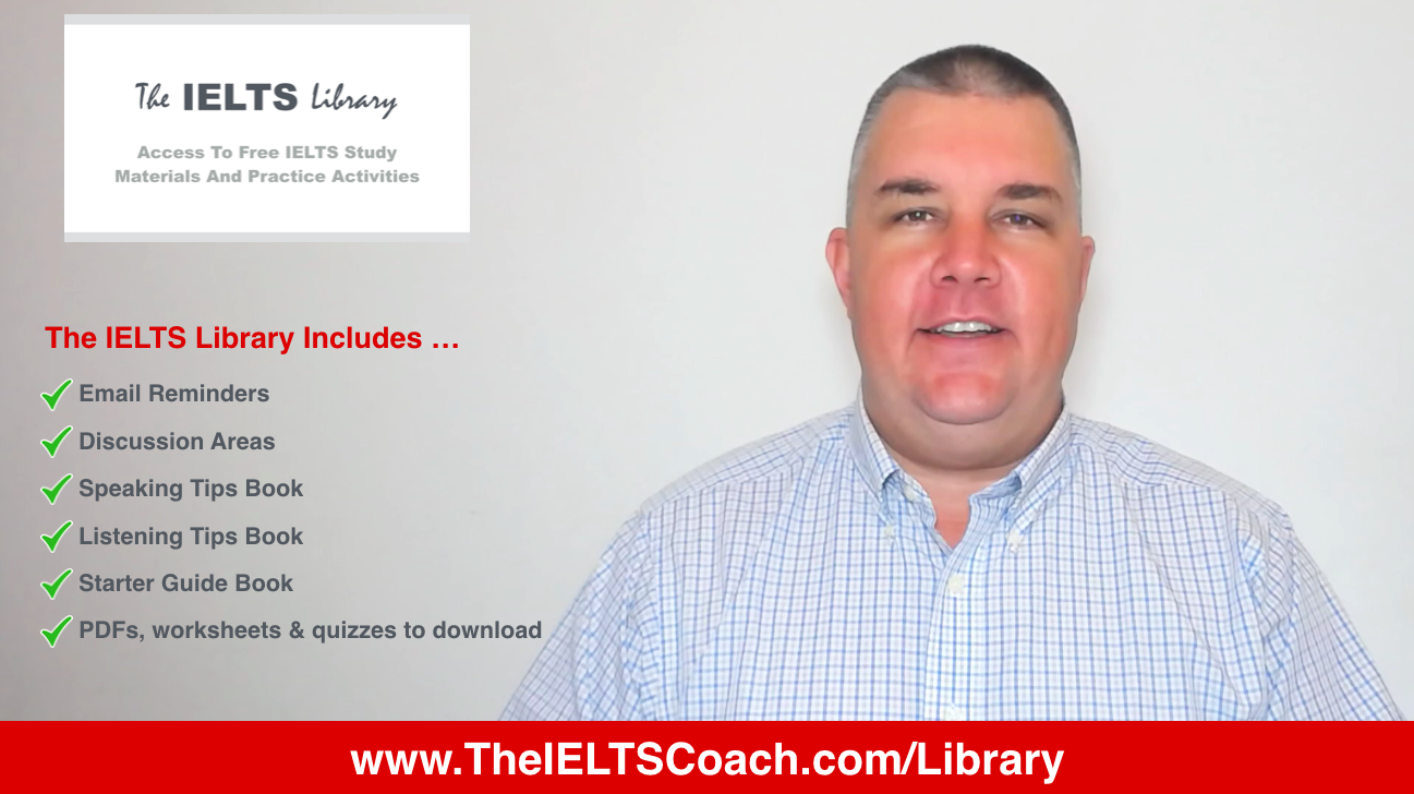 The IELTS Library Introduction m4v