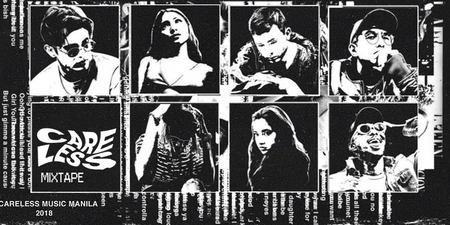 The Careless Mixtape featuring James Reid, Nadine Lustre, Curtismith, and more is here – listen