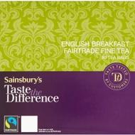 English Breakfast from Sainsbury's