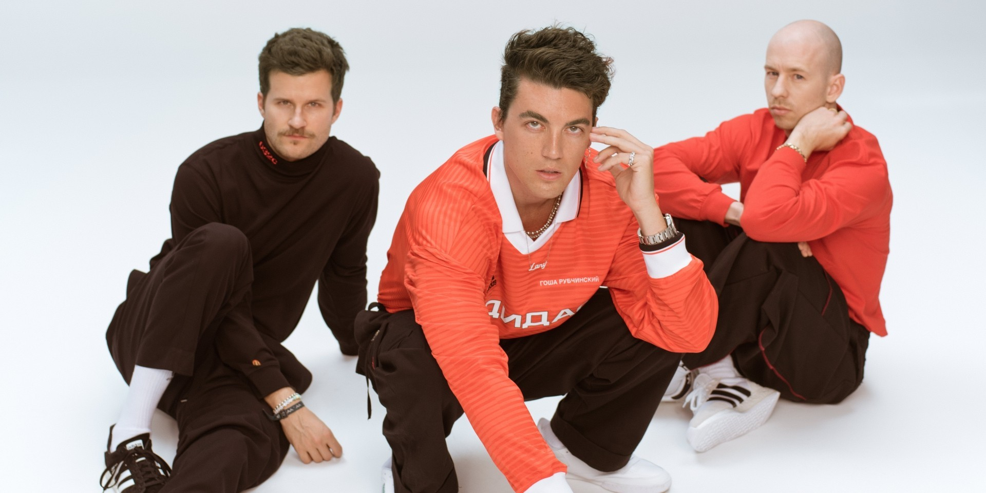 LANY's second album Malibu Nights is out now