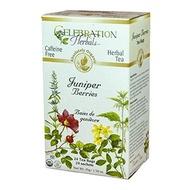 Juniper Berries Tea from Celebration Herbals