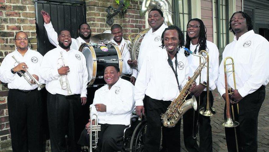 Hot 8 Brass Ensemble