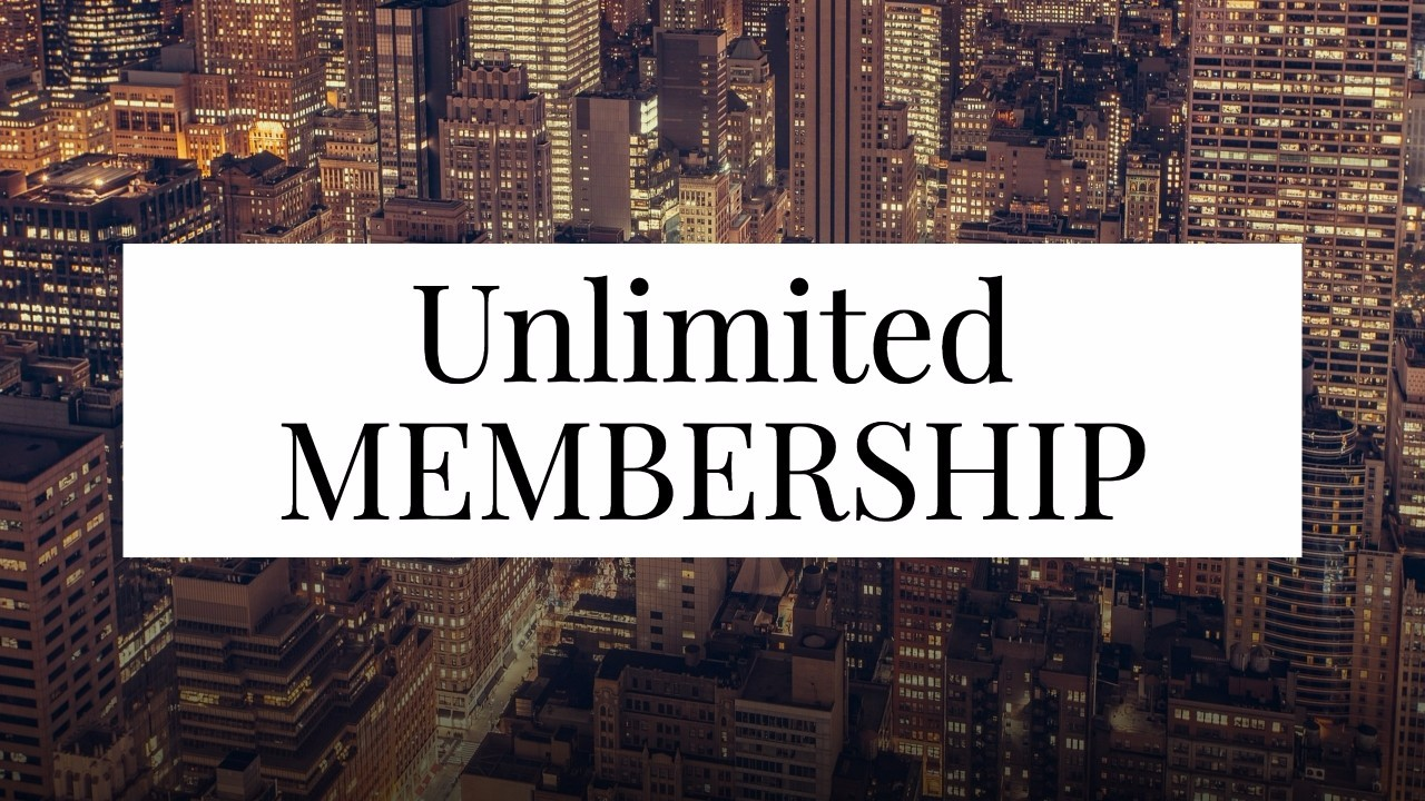 Unlimited Membership - image