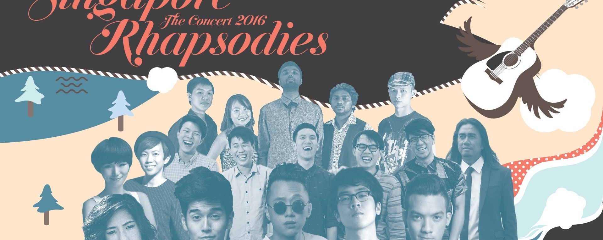 Singapore Rhapsodies - The Concert 2016