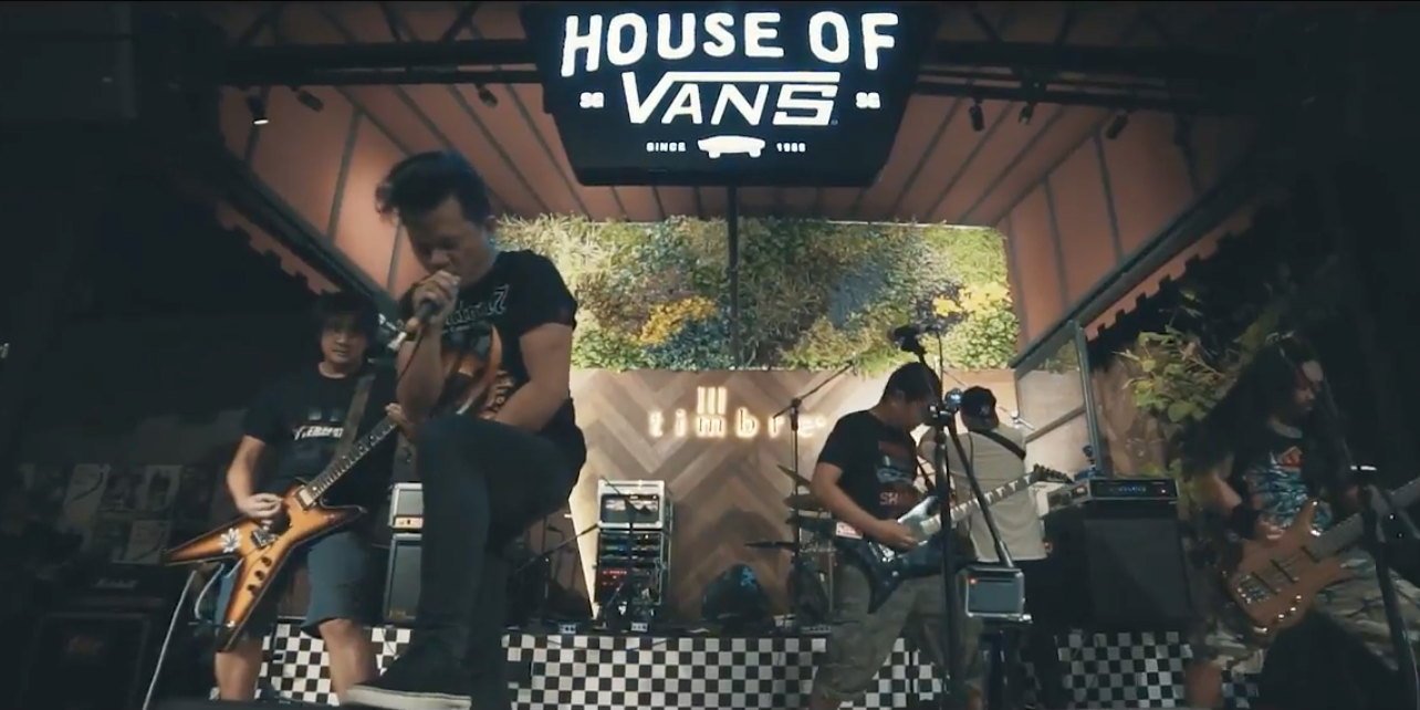 Catching up with Vans Musicians Wanted 2017 winners Mi Ultimo