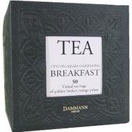 Breakfast Tea from Dammann Freres