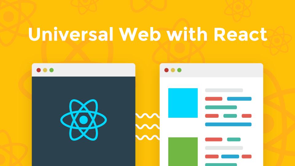 Universal Web | Node University: Courses on Node js, React and