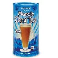Organic Masala Chai from David Rio
