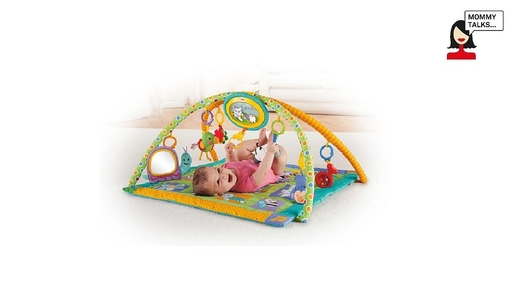 Fisher Price Sing-Along Musical Friends Gym