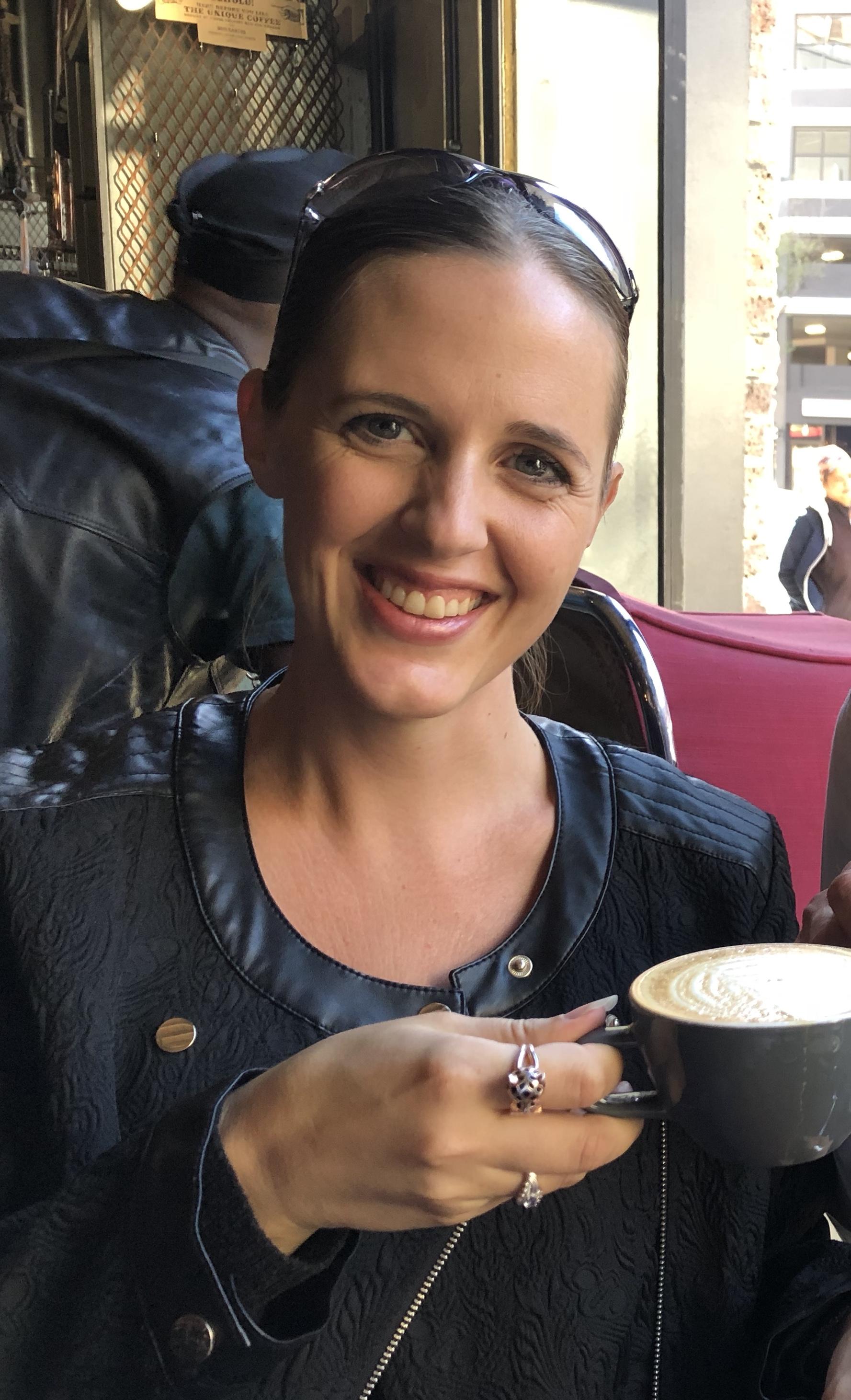 Yvonne Starkey CA(SA)