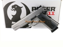 Ruger SR1911 Stainless Steel in box .45ACP - USED