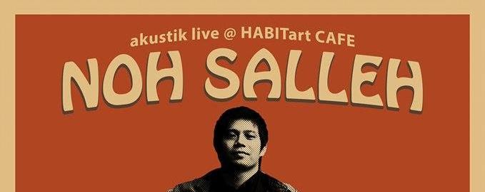 Noh Salleh Acoustic Live