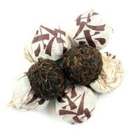 Yunnan Tuo Cha Pu-erh Tea from Nature's Tea Leaf