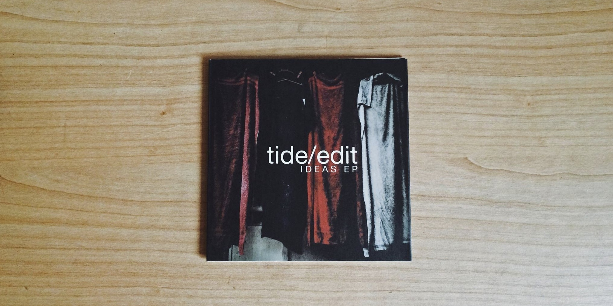 tide/edit's Ideas EP turns 5 with special live release