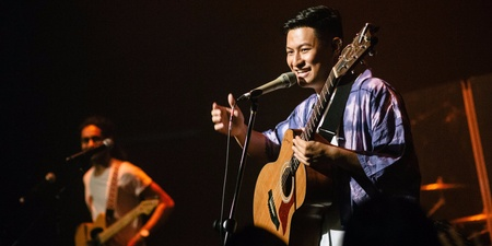 A night of love with LEW at his Lullacryalbum launch — gig report