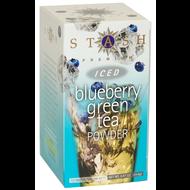 Blueberry Green Iced Tea Powder from Stash Tea Company