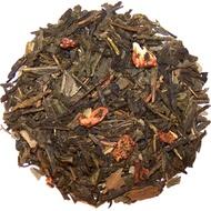 strawberry sencha from Townshend's Tea Company