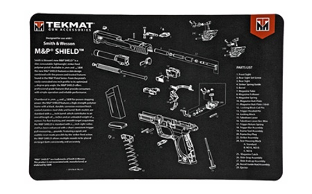 TekMat Smith and Wesson Shield Accessory