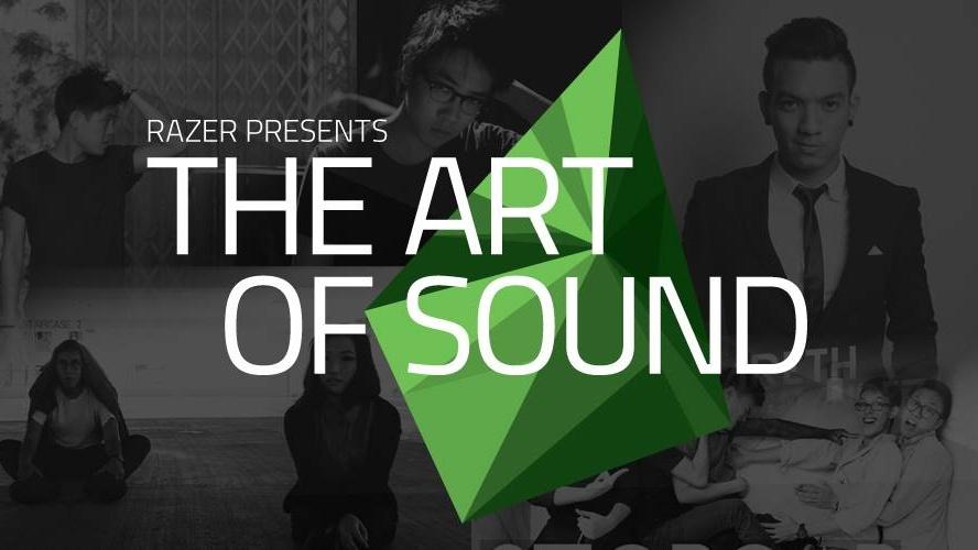Razer presents The Art of Sound