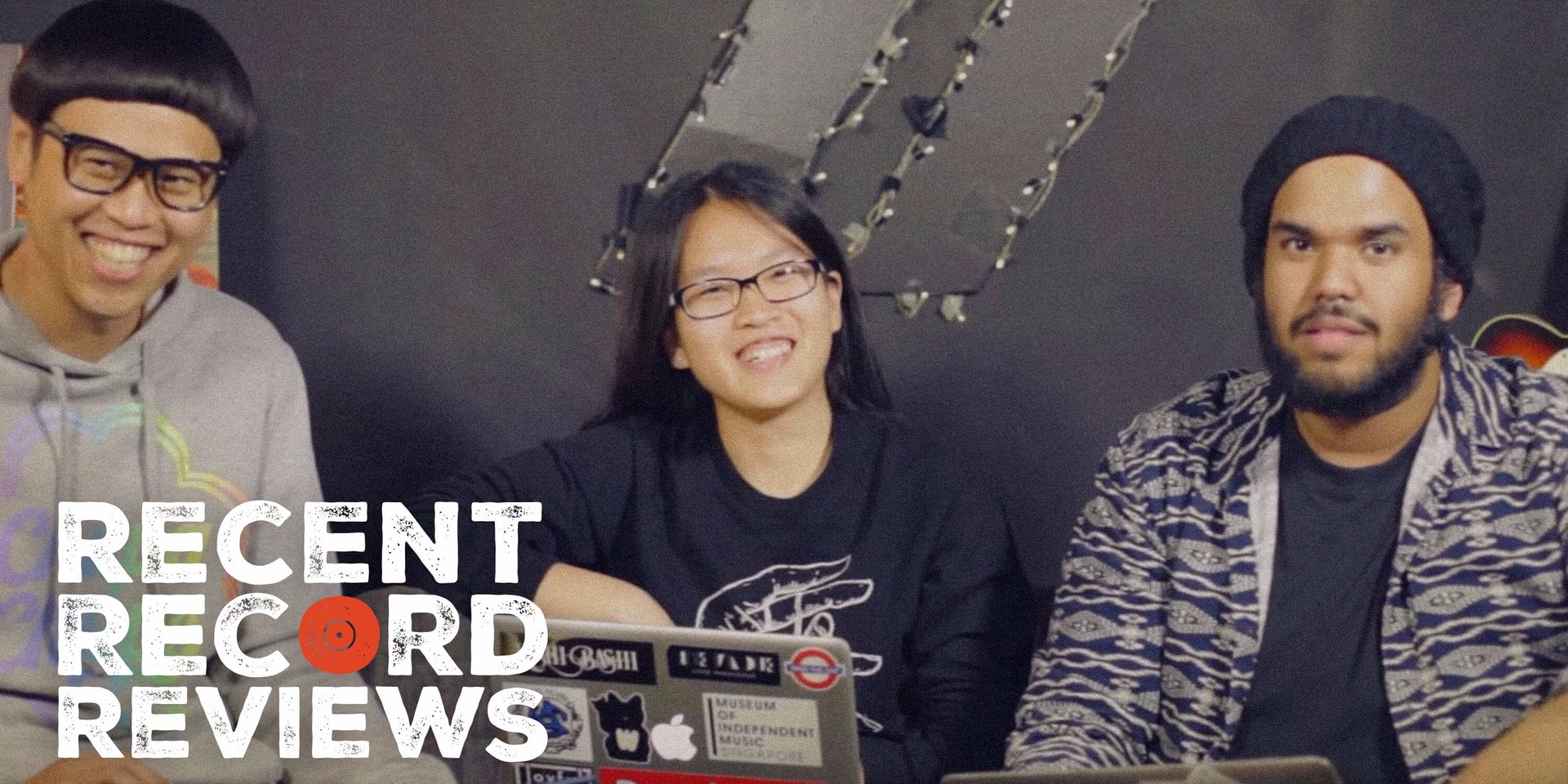 WATCH: Bandwagon Recent Record Reviews #006 - Top 10 Singapore LPs of 2015