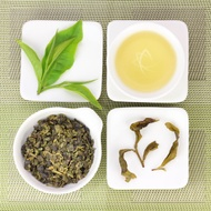 Jasmine Scented Four Seasons Oolong Tea, Lot 551 from Taiwan Tea Crafts