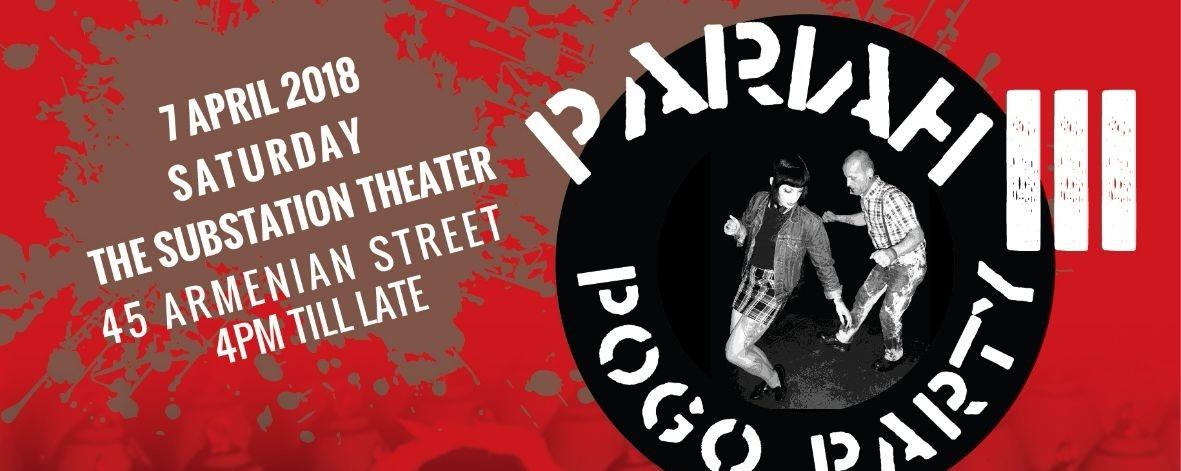 Pariah Pogo Party III