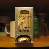 earl grey tea from Trader Joe's