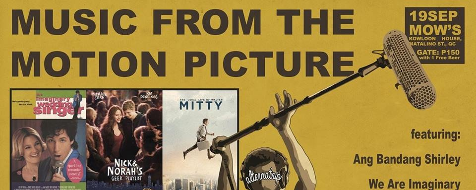 MUSIC FROM THE MOTION PICTURE