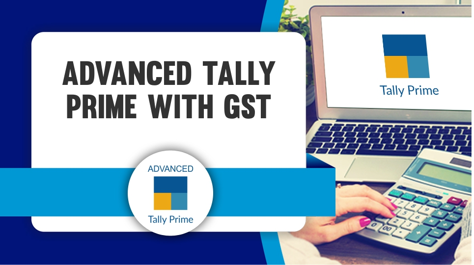 Advance Tally Prime with GST