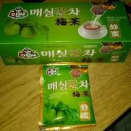 instant plum tea (honeyed) from assi brand