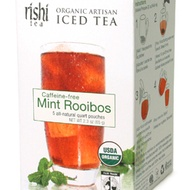 Mint Rooibos Iced Tea from Rishi Tea