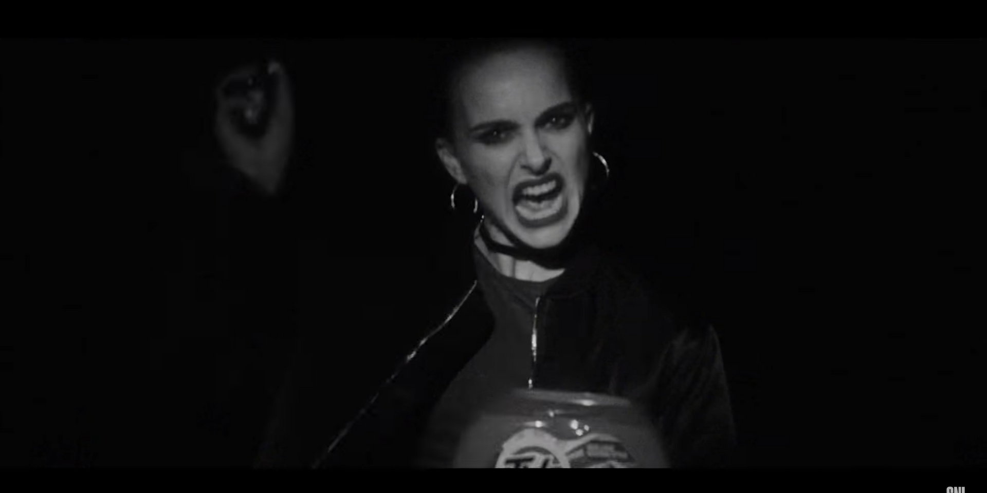 Natalie Portman returns to Saturday Night Live with another foul-mouthed, hilarious rap – watch