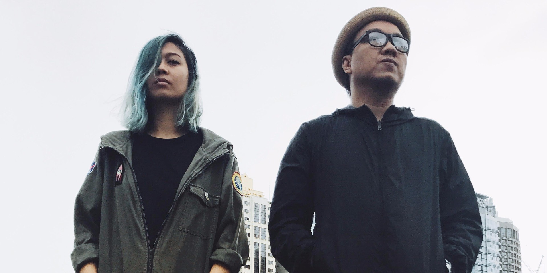 Aldus Santos and Dee Cruz talk about their new project, Pamphleteer