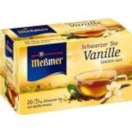 Vanilla Black Tea from Meßmer