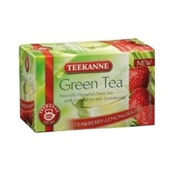 Green Tea with Lemongrass and Strawberry from Teekanne
