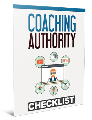 CHECKLIST – COACHING AUTHORITY