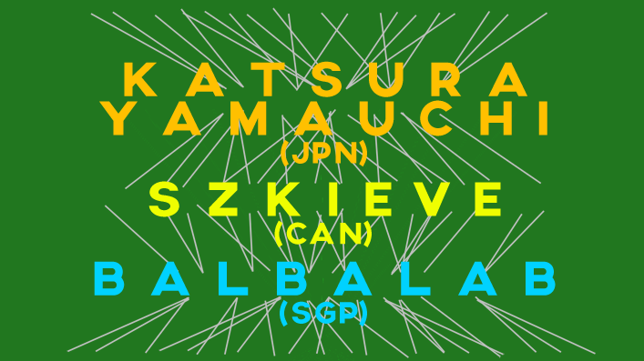 Ujikaji Presents Katsura Yamauchi / Szkieve / Balbalab