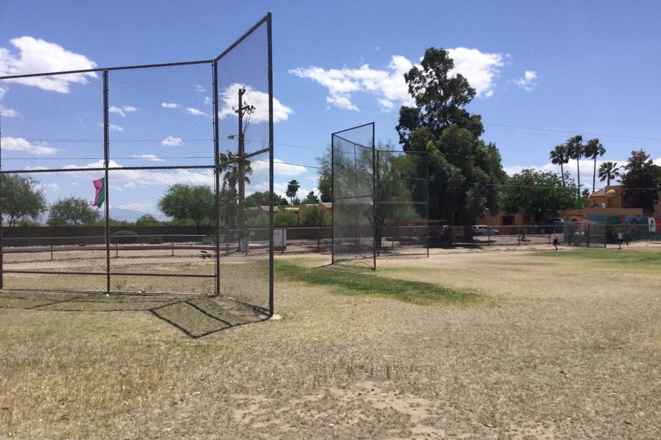 Baseball and Soccer Field