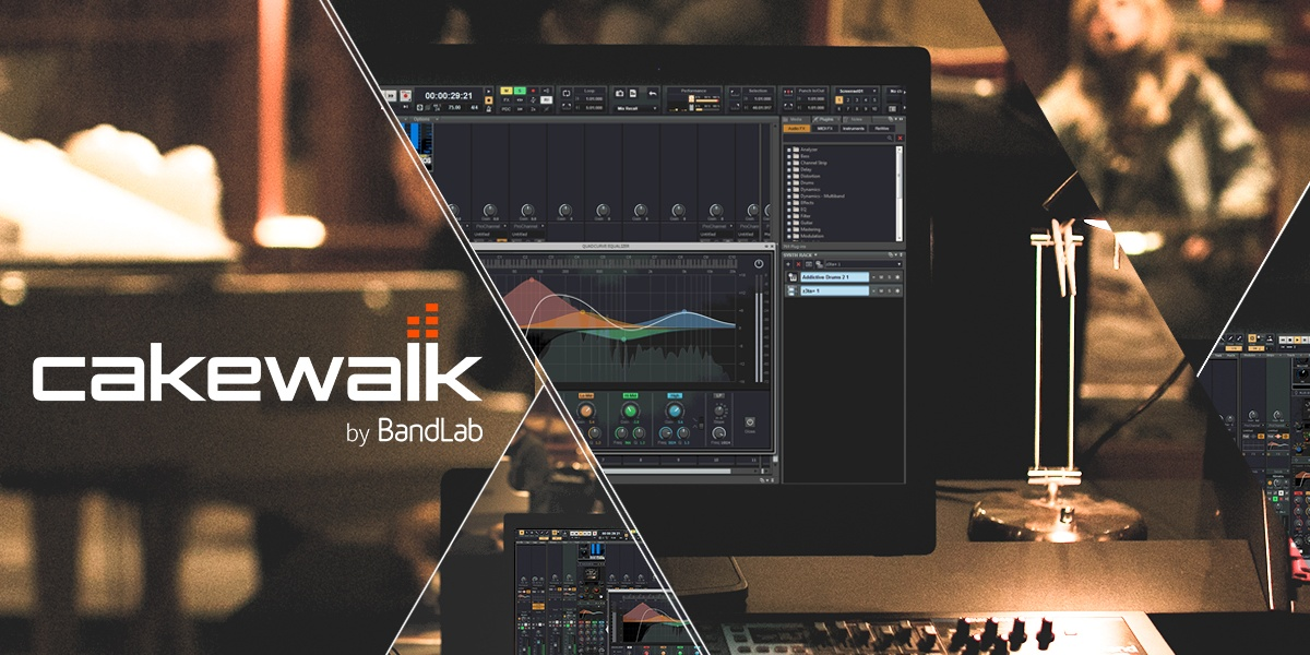 BandLab relaunches Sonar audio software as Cakewalk by BandLab, Windows version now free to download