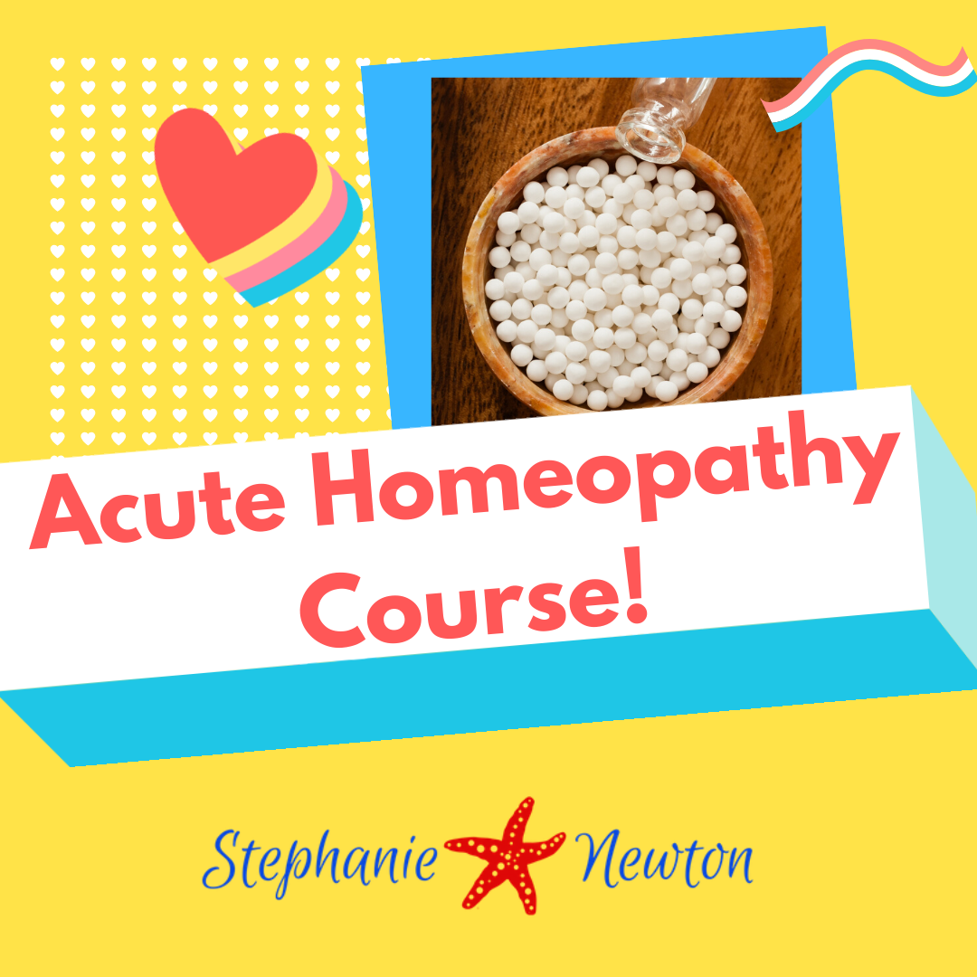 Acute Homeopathy Course