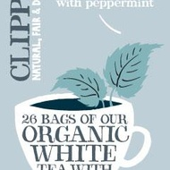 White Tea with Peppermint from Clipper