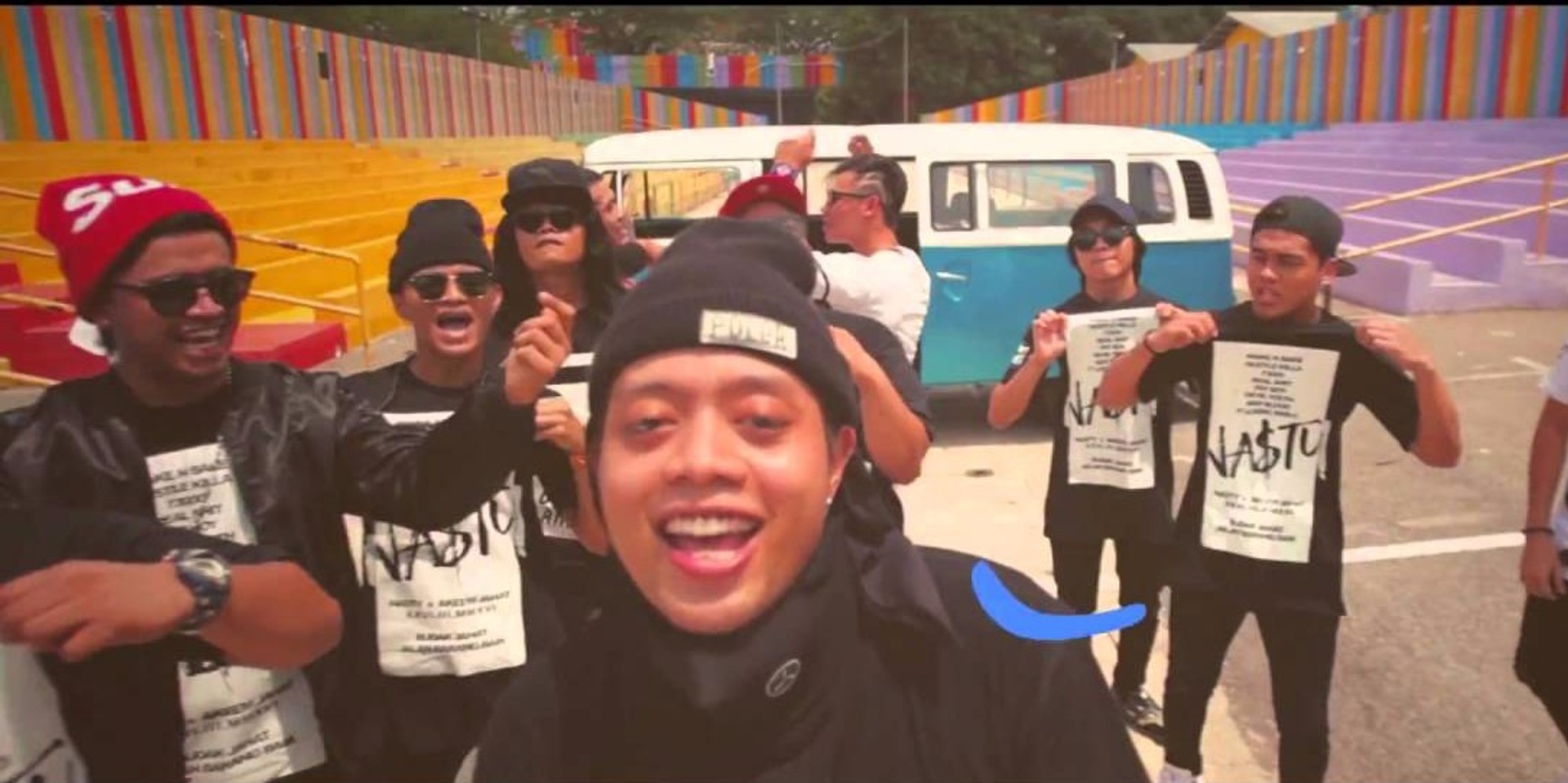 WATCH: Akeem Jahat pimps Nasty Juice in 'NA$TY' music video