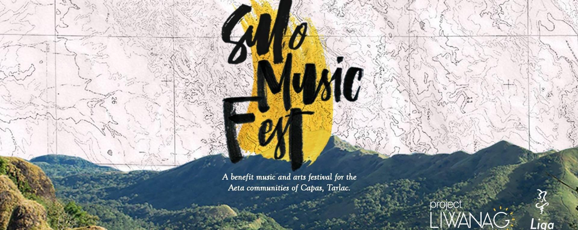 Sulo: A Benefit Music and Arts Festival
