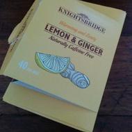 Lemon and Ginger from Knightsbridge