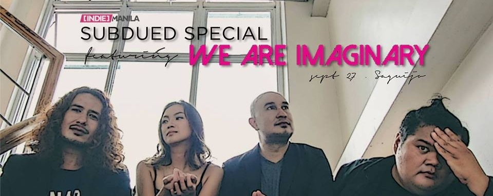Subdued Special feat. We Are Imaginary